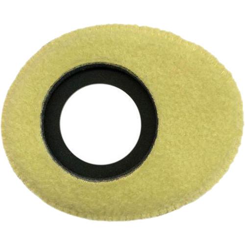 Bluestar Oval Small Viewfinder Eyecushion (Fleece, Khaki)