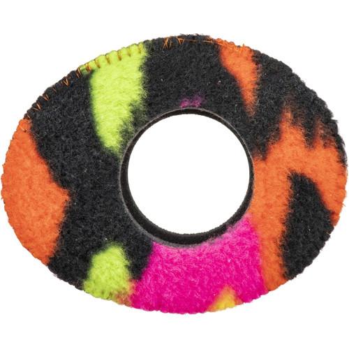 Bluestar Oval Small Viewfinder Eyecushion (Fleece, Storm)
