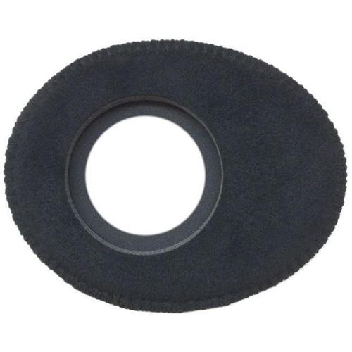 Bluestar Oval Small Viewfinder Eyecushion (Ultrasuede, Black)