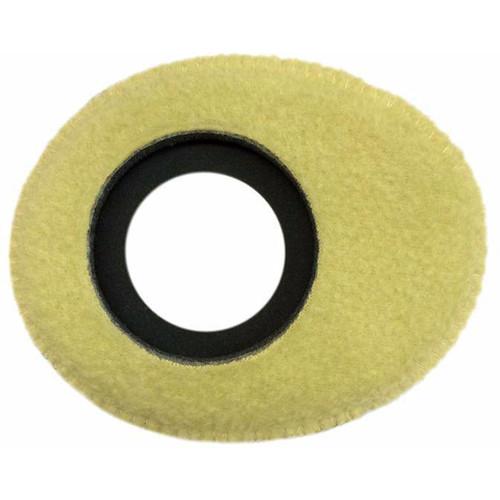 Bluestar Oval Large Viewfinder Eyecushion (Fleece, Khaki)