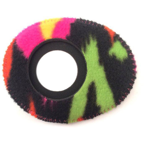 Bluestar Oval Large Viewfinder Eyecushion (Fleece, Storm)