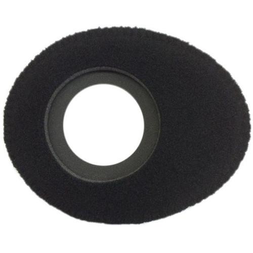 Bluestar Oval Large Viewfinder Eyecushion (Fleece, Black)
