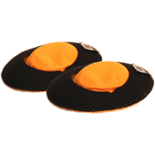 Bluestar CanSkins Earcup Covers for Beats by Dr. Dre Studio3 Wireless Headphones (Pair, Orange)