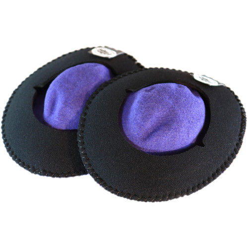Bluestar CanSkins Earcup Covers for Beats by Dr. Dre Studio3 Wireless Headphones (Pair, Purple)