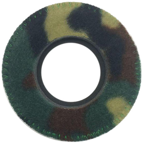 Bluestar Mid Round Viewfinder Eyecushion for ALEXA & AMIRA (Fleece, Camo)