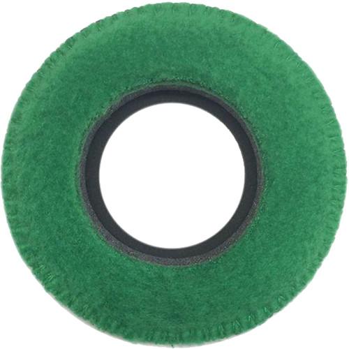 Bluestar Mid Round Viewfinder Eyecushion for ALEXA & AMIRA (Fleece, Green)
