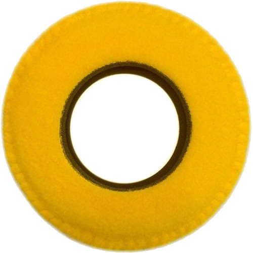 Bluestar Mid Round Viewfinder Eyecushion for ALEXA & AMIRA (Fleece, Yellow)