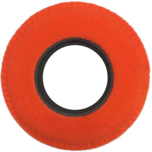 Bluestar Mid Round Viewfinder Eyecushion for ALEXA & AMIRA (Fleece, Orange)