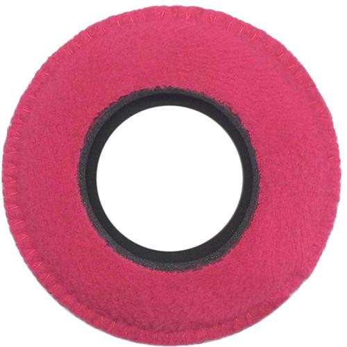 Bluestar Mid Round Viewfinder Eyecushion for ALEXA & AMIRA (Fleece, Pink)