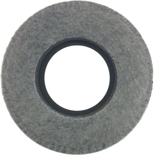 Bluestar Viewfinder Eyecushion -  Mid Round, Fleece (Grey)