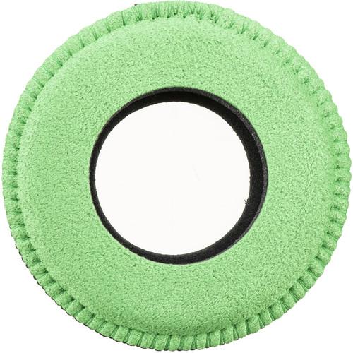 Bluestar Mid Round Viewfinder Eyecushion for ALEXA & AMIRA (Ultrasuede, Green)