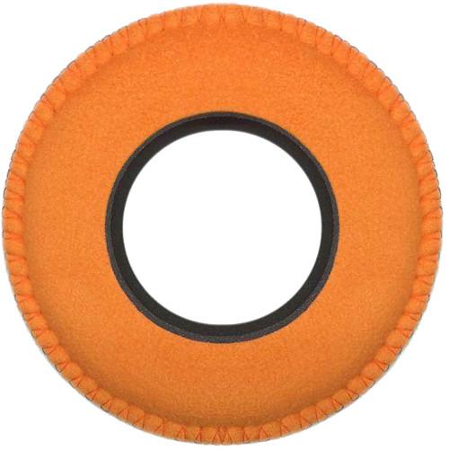 Bluestar Mid Round Viewfinder Eyecushion for ALEXA & AMIRA (Ultrasuede, Orange)