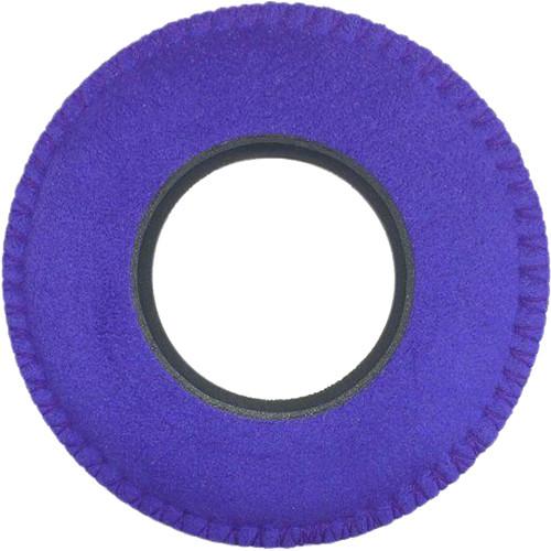 Bluestar Mid Round Viewfinder Eyecushion for ALEXA & AMIRA (Ultrasuede, Purple)
