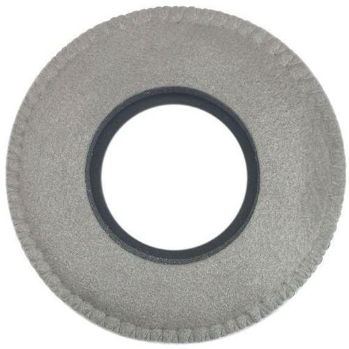 Bluestar Viewfinder Eyecushion -  Mid Round, Ultrasuede (Grey)