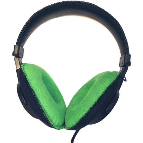 Bluestar CanSkins Earcup Covers for Sony MDR-7506 Headphones (Pair, Green)