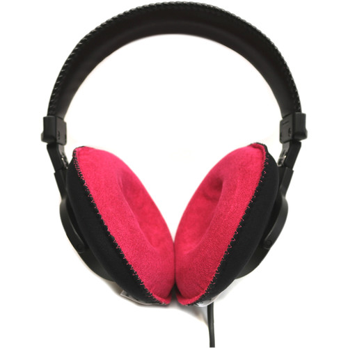 Bluestar CanSkins Earcup Covers for Sony MDR-7506 Headphones (Pair, Pink)