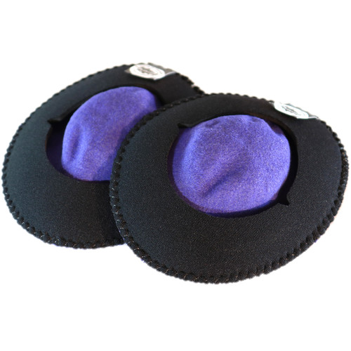 Bluestar CanSkins Earcup Covers for Sony MDR-7510 Headphones (Pair, Purple)