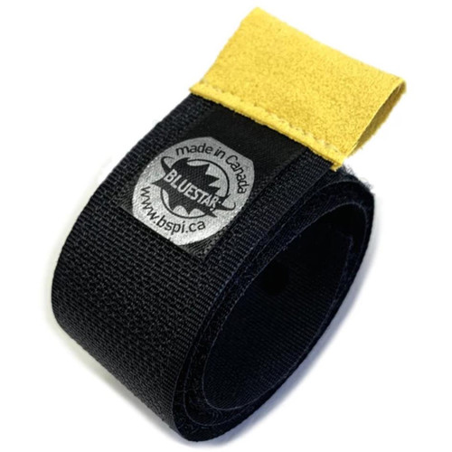 "Bluestar Premium Velcro 13"" Cable Ties (Yellow, 5 Pack)"