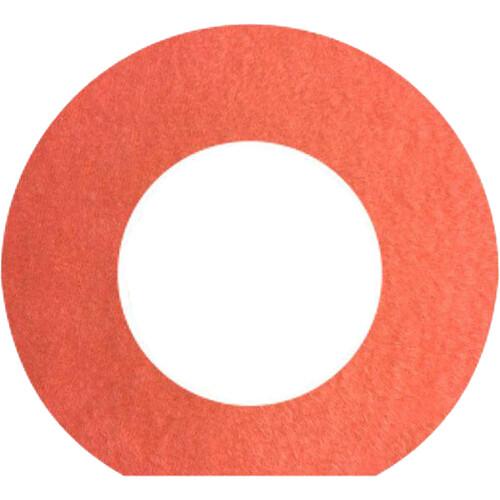 Bluestar Fleece Viewfinder Eyecushion for Leica S (Typ 007) Camera (Peach)