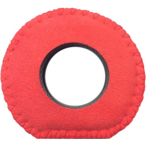 Bluestar Ultrasuede Viewfinder Eyecushion for Leica S (Typ 007) Camera (Red)
