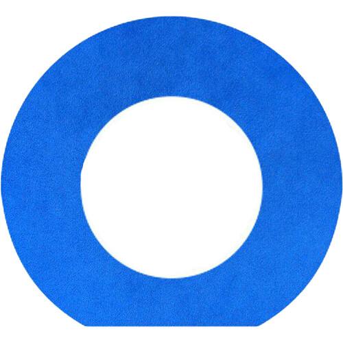Bluestar Ultrasuede Viewfinder Eyecushion for Leica S (Typ 007) Camera (Blue)
