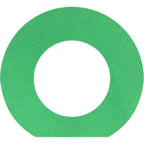 Bluestar Ultrasuede Viewfinder Eyecushion for Leica S (Typ 007) Camera (Green)