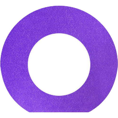 Bluestar Ultrasuede Viewfinder Eyecushion for Leica S (Typ 007) Camera (Purple)