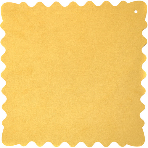 """Bluestar Ultrasuede Cleaning Cloth (Natural, Small, 8 x 8"""")"""