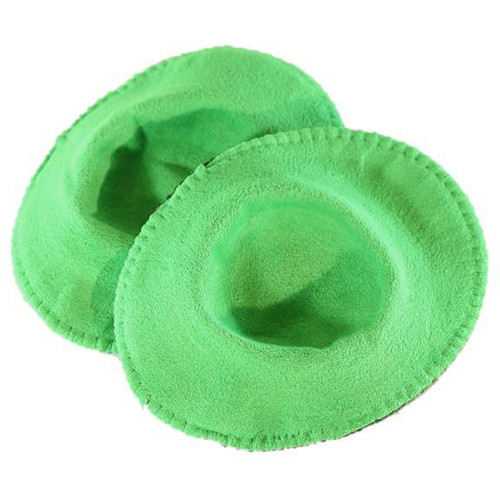 Bluestar CanSkins Earcup Covers for Sony MDR-10RBT Headphones (Pair, Green)