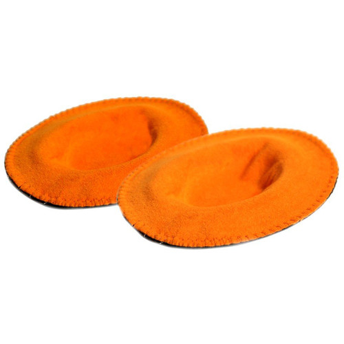 Bluestar CanSkins Earcup Covers for Sony MDR-10RBT Headphones (Pair, Orange)