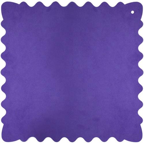 "Bluestar Ultrasuede Cleaning Cloth (Purple, Medium, 10 x 10"")"