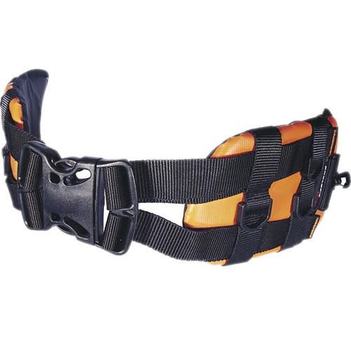 POINT 65 SWEDEN 503163 Waist Belt for Megalopolis Rucksack Backprotector (Black & Orange)