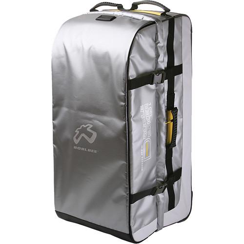 POINT 65 SWEDEN DD 130L Double Decker / Cargo Trolley Bag (Silver)