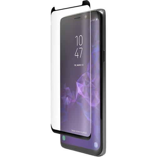 BodyGuardz Pure Arc Glass Screen Protector for Samsung Galaxy S9