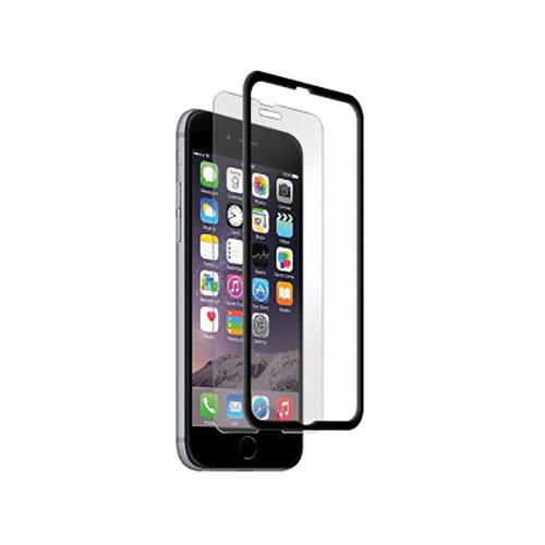 BodyGuardz ScreenGuardz Pure and The Crown for iPhone 6/6s (Black)