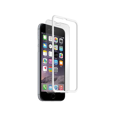 BodyGuardz ScreenGuardz Pure and The Crown for iPhone 6/6s (White)