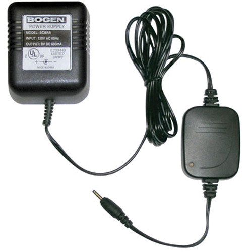 Bogen Communications BCBRA Body-Pack NiMH Battery Pack Charger