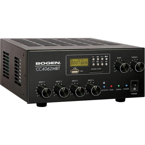 Bogen Communications CC4062MBT Compact Mixer-Amplifier