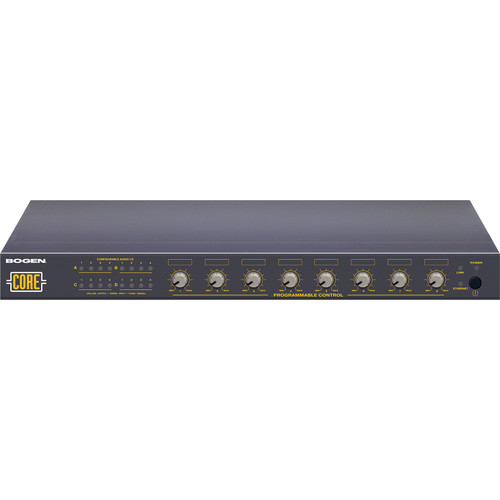 Bogen Communications CORE 4X12 - Universal Audio Processor
