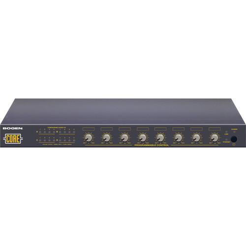 Bogen Communications CORE 8X8 - Universal Audio Processor