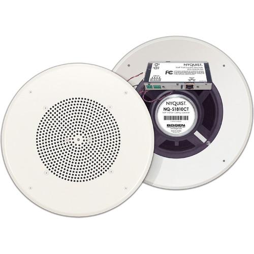 "Bogen Communications IP 8"" Ceiling Speaker - Talkback"