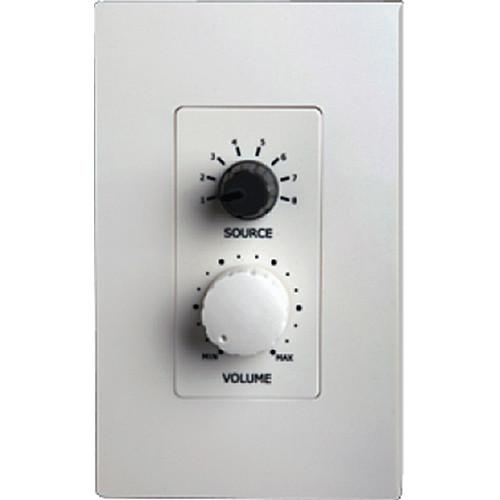 Bogen Communications RAC5 5-Position Style Remote Control for UAP DSP Audio CORE Matrix System