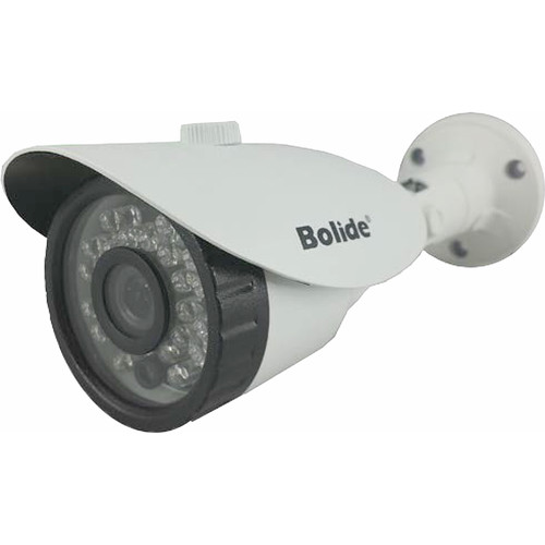 Bolide Technology Group AngeloFIVE BC1236/28AHP 1080p Outdoor HD Analog Bullet Camera with 2.8-12mm Lens