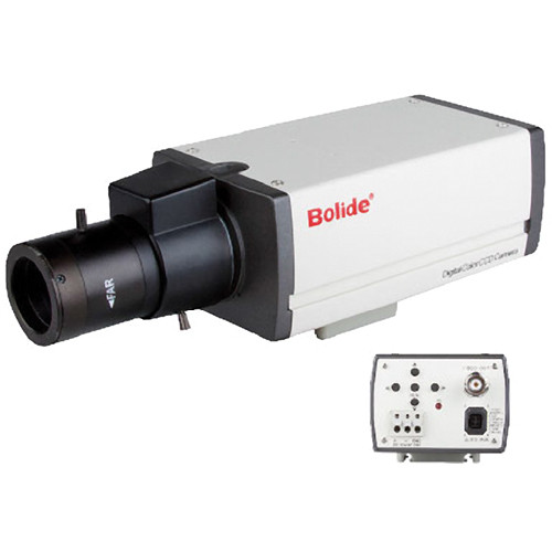 Bolide Technology Group Effio-e High-Resolution Box Camera (NTSC)