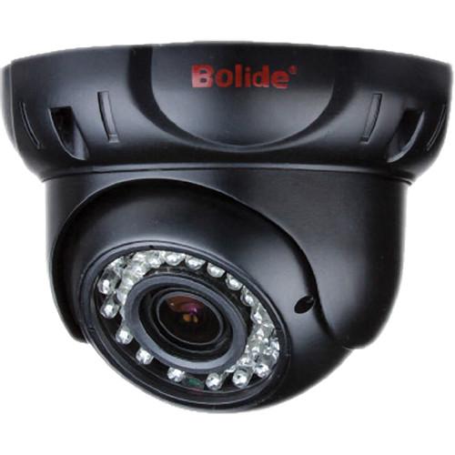 Bolide Technology Group Effio-e IR Eyeball Armored Outdoor Varifocal Dome Camera (NTSC)