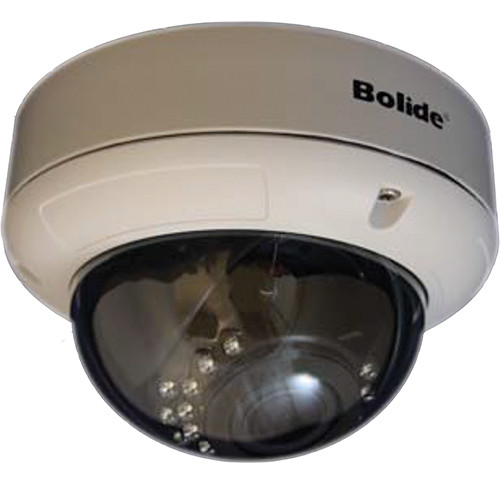 Bolide Technology Group Tiger-i Plus BC680928TP Outdoor IR Dome Camera with 2.8 to 12mm Varifocal Lens (NTSC)