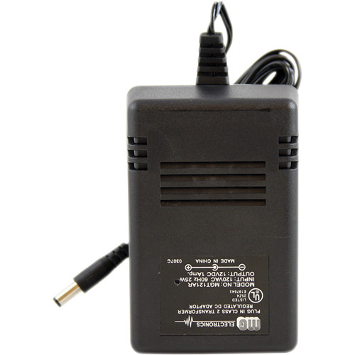 Bolide Technology Group BL3366 Power Adapter Hidden Camera with Digital Wireless Transmitter