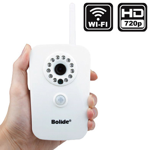 Bolide Technology Group iCube 3.6mm 3 Mp Wi-Fi PIR Network IR Fixed Lens Camera