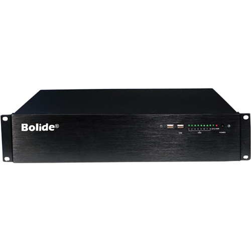 Bolide Technology Group BN-NVR/S16H 16-Channel Non-PoE Rack-Mountable Network Video Recorder (2TB)