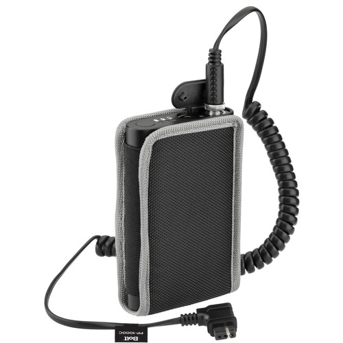 Bolt Cyclone PocketMax PP-1000 Compact Power Pack and Canon Power Cable Kit